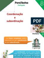 Pt8 Coordenacao Subordinacao Ppt08