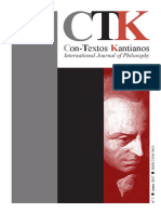 A. Gatto - (Con-Textos Kantianos) La maschera cartesiana -  René Descartes nella Critica della Ragion Pura di Kant.pdf