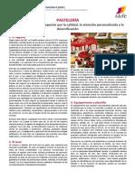 Ficha de Negocio Ildefe 22 Pasteleria