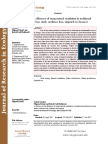 A Review on the efficiency of using natural ventilation in traditional architecture (Case study