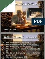 Khotbah Rohani Daniel Yang Tua Dan Pemberani Bahasa Inggris Untuk Website