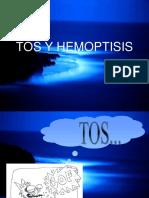 Tos y Hemoptis