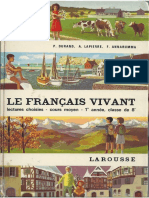 Durand, Lapierre, Annarumma, Le Français Vivant CM1 (1965)