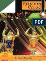 Krishna Voice April 2018