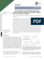 Alanine Et Al 2015 Organic & Biomolecular Chemistry