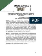 Artigo Sobre Leibniz e Epiteto