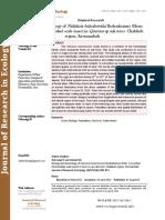 Biology and bioecology of Nidularia balachowskii Bodenheimer (Hem