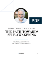 The Path Towards Self Awakening With Neale Donald Walsch