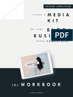 Workbook Design Simplified