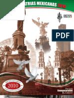 Revista del Bicentenario de la Independencia de México 2010 - Comité Fiestas Patrias Chicago