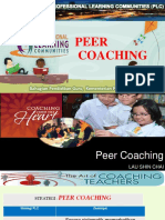 Slot 4 Peer Coaching