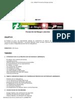 Curso _ MEI 831 Prevención de Riesgos Laborales