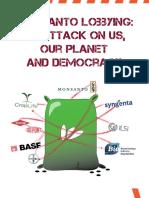 Bericht Zeigt, Wie Viel Macht Monsanto Und Bayer Haben (Bericht)