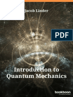 Introduction to Quantum Mechanics
