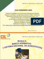 Diapositivas Calidad y Normativa Docencia Universitaria