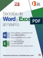 (USERS 19) Secretos Word y Excel Al Maximo - Ed 2013