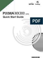 User Manual Canon Mx300