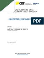 Manual CET Encuestas de Satisfaccion