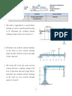 mechanical engineering  HW 1