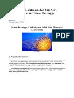 Habitat Dan Morfoerlogi Hidrizoa