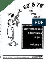 Contemporary Adventures in Jazz