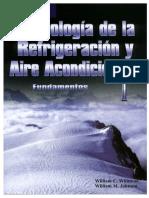 306962143 Tecnologia de La Refrigeracion y Aire Acondicionado Fundamentos Tomo 1