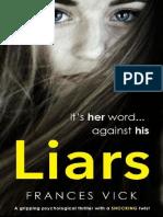 Liars by Frances Vick