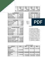 Ejercicio Cartilla 3 Gerencia Financiera