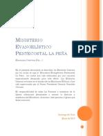 Ministerio Evangelístico Pentecostal la peña