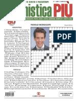 Enigmistica PIU 100 (11 Anno 3) Del 21 Marzo 2018