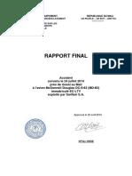 Rapport Final Crash Air Algerie