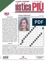 Enigmistica PIU 101 (12 Anno 3) Del 28 Marzo 2018