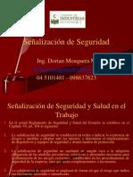 Senalizacion Camara Industria Guayaquil