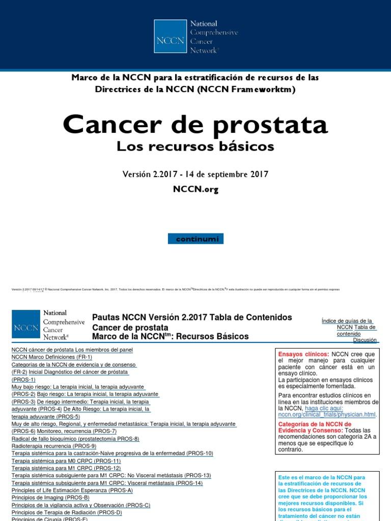 operación de próstata geason 7 3 4 grupo 2 isup-whop