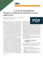 Vacuna Frente Al Virus Del Papiloma