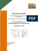 21gt Cardiotocografo Fono Detector Monitor Fetal