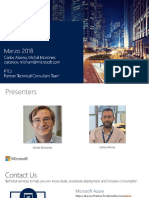 2018-03-27 - What's New in Azure - 2018 Mar