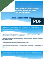 2.Management_Curriculum Si Inspectie Scolara_2015-2016