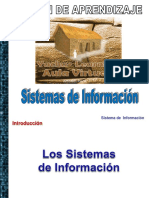 Semana 01 Los Sistemas de Informacion