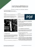 Tecnicas Actuales Para El Proyecto y La Construcción de Las Grandes Chimeneas Industriales