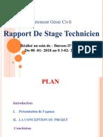 Stage Technicien