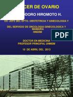 3 Cancer Ovario 2013