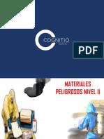Materiales Peligrosos Nivel II Cognitio (1)