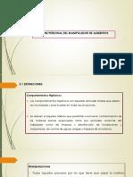 HIGIENE PERSONAL DEL MANIPULADOR DE ALIMENTOS