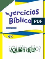 PRESENTACION_ejercicios_biblicos
