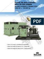 SullAir Compresor TS 32 Ficha