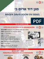 Magen David Adom Presentation Spanish