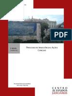 Processo Insolvencia Acoes Conexas
