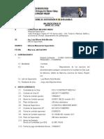 2. Informe de Supervisión