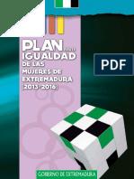 Plan Igualdad 2013/2016